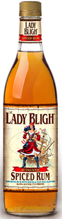 Lady Bligh Rum Spiced 750ml